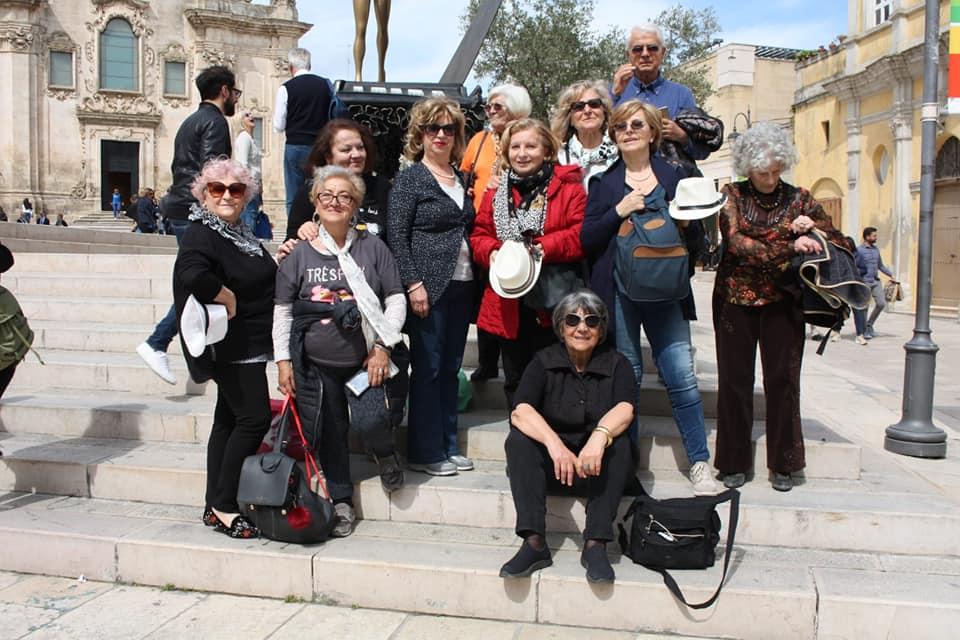 I soci 50&Più in viaggio a Foggia e Matera