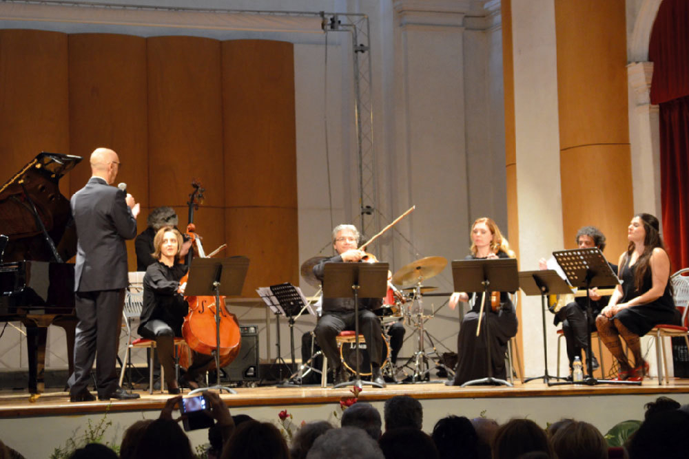 Jazz meets Film Music a lucca 2019