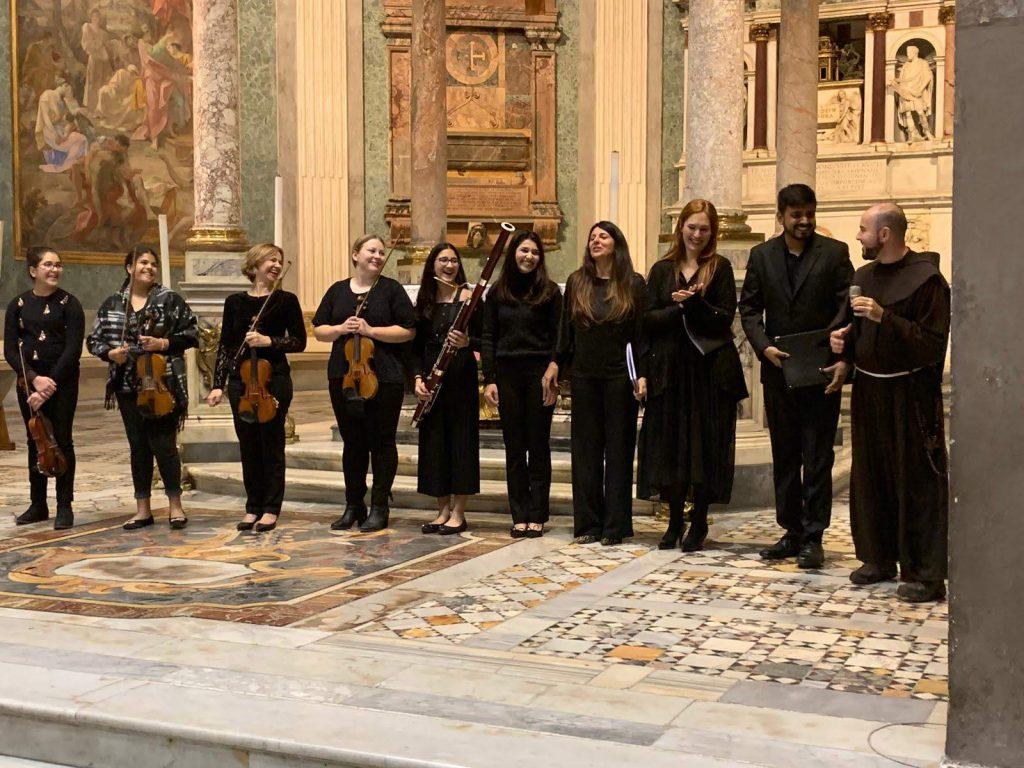 coro magnificat roma