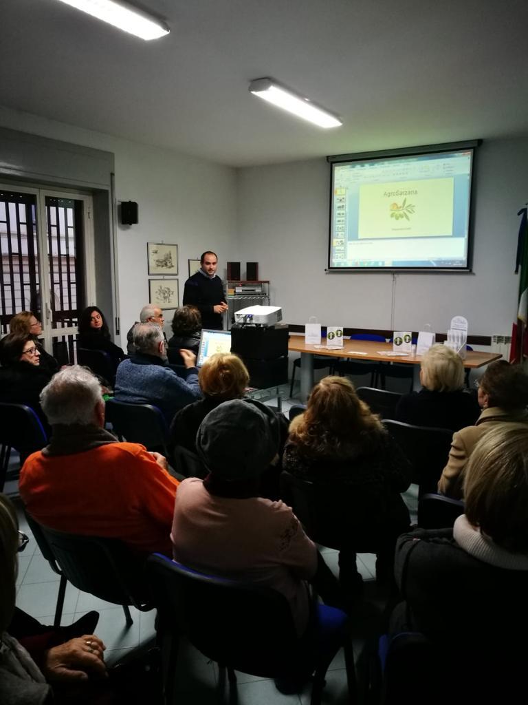 Caserta, conferenza sull'utilizzo delle chiocciole, dott. Cioffi