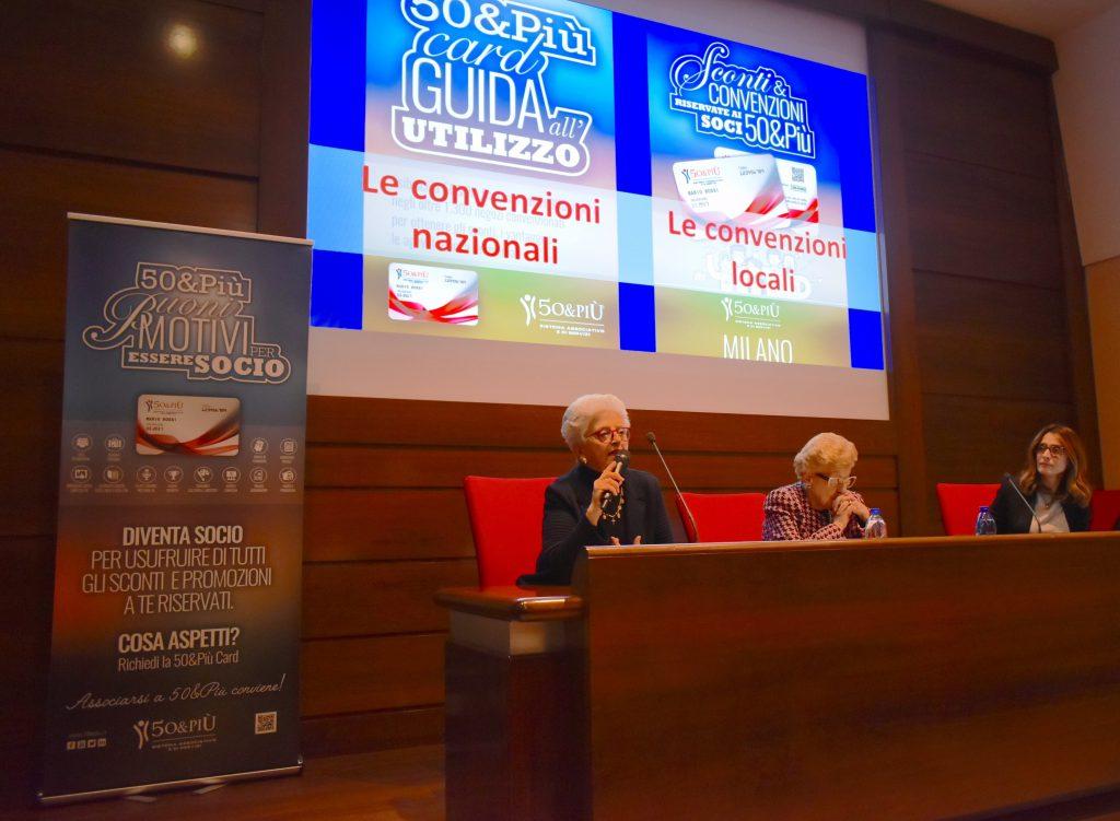 Milano presentazione iniziative e convenzioni 2020