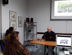 Caserta. conferenza Legambiente per ex Macrico