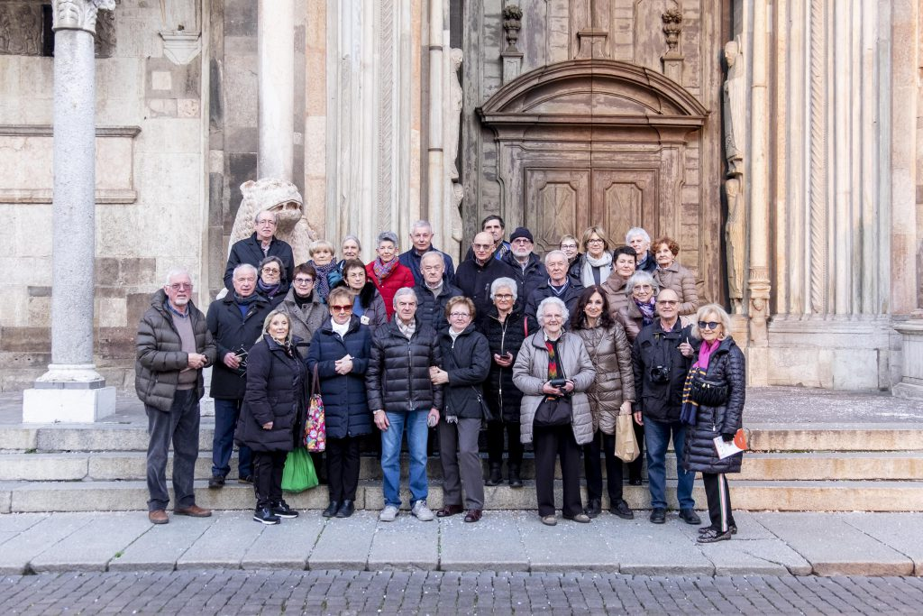 Gruppo di 50&Più Vicenza in visite culturali
