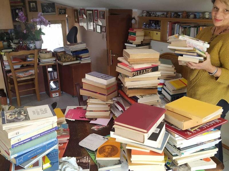 Libri in disordine