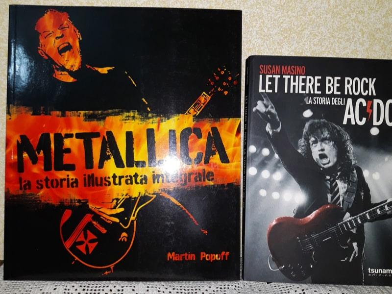 Copertine di album di musica rock