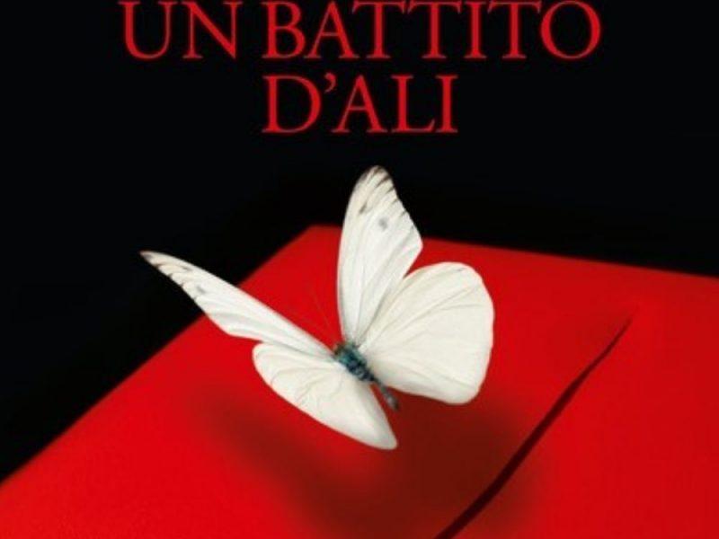 """Copertina del libro """"Un battito d'ali"""" di Sveva Casati Modigliani"""