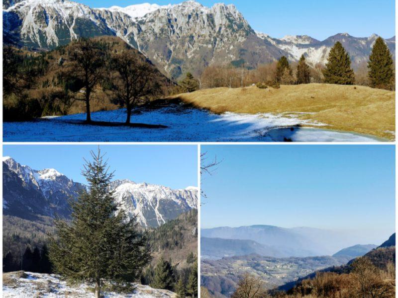 Paesaggio dell'Altopiano delle Montagnole, Vicenza