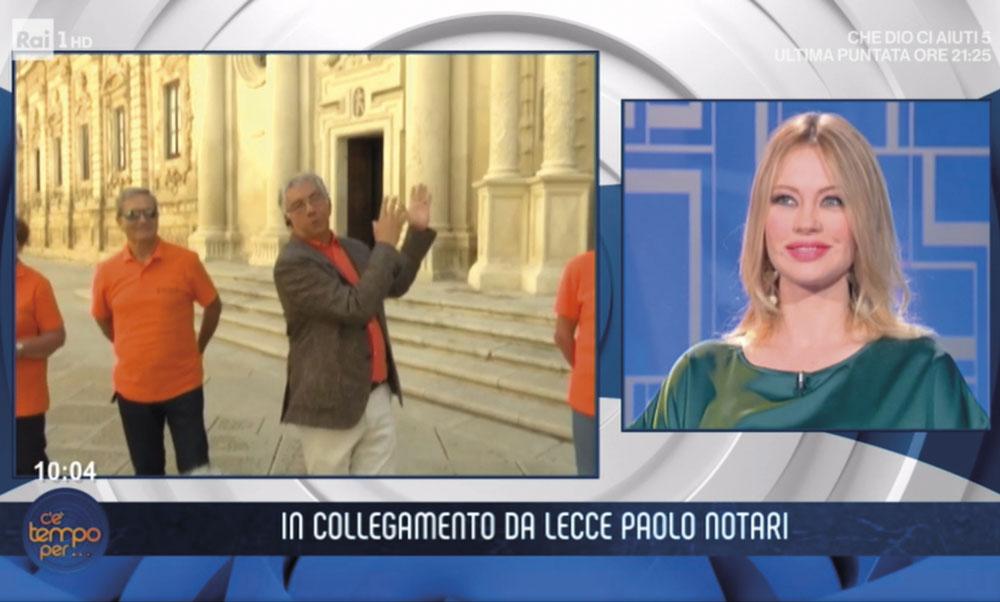 Spazio50 Lecce Campioni Senior Su Rai 1