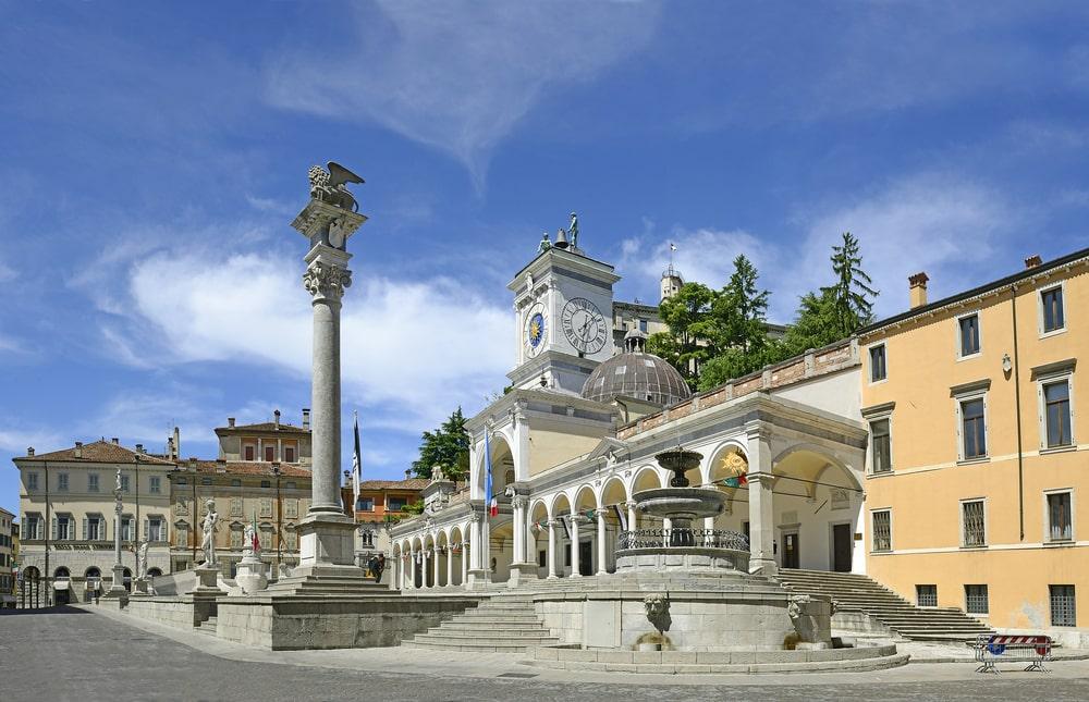 Udine panorama