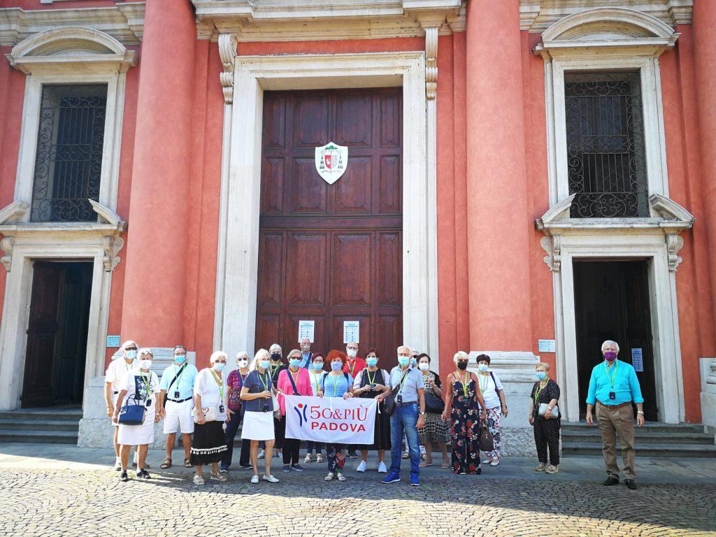 Soci di Padova a Burgo