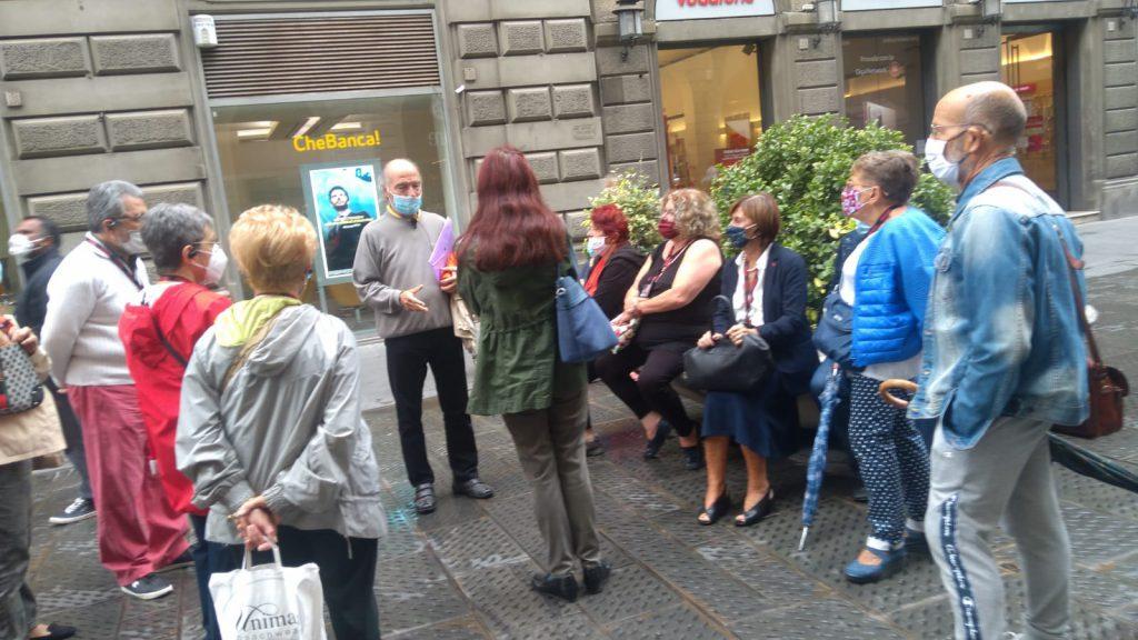 Gruppo Firenze alla scoperta di raffaello