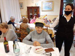 Pranzo a Ronde gruppo dii Firenze