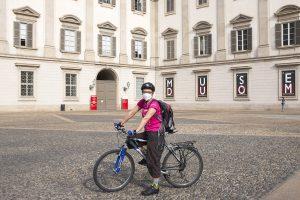 Laura Morelli, rider