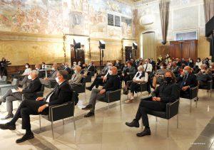 Udine pubblico alla festa dei nonni