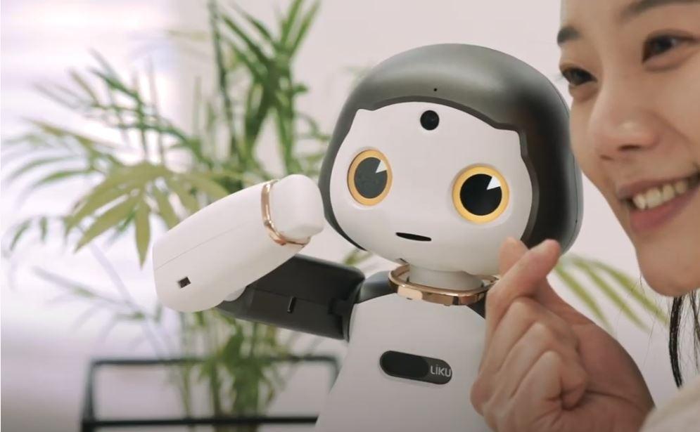 il robot Liku