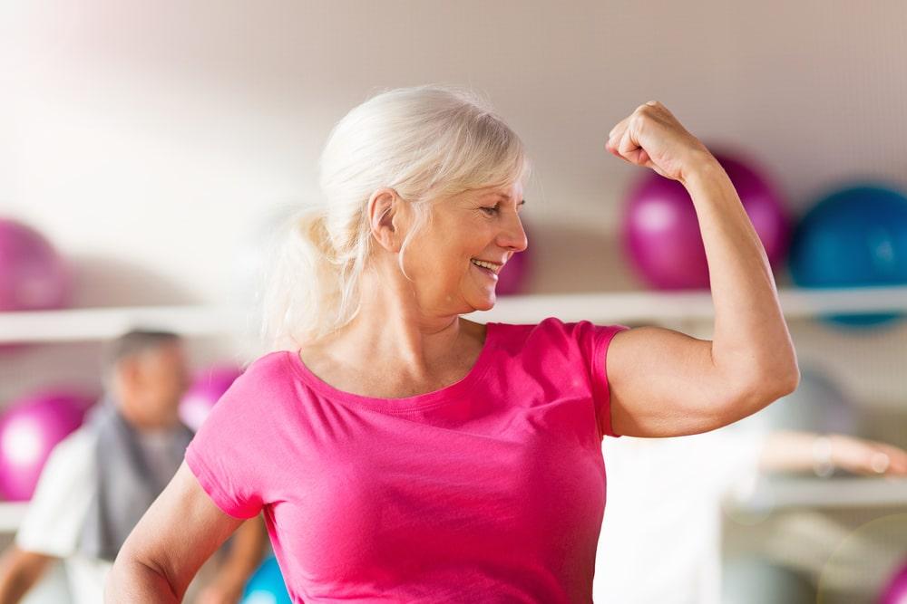 molecola ringiovanisce muscoli