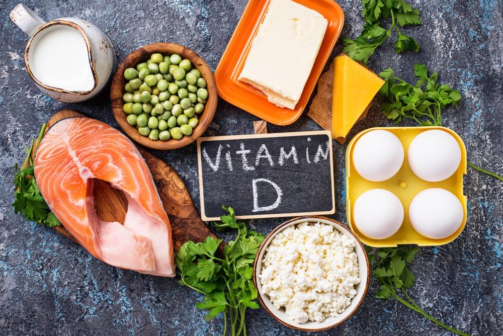 cibi con vitamina D