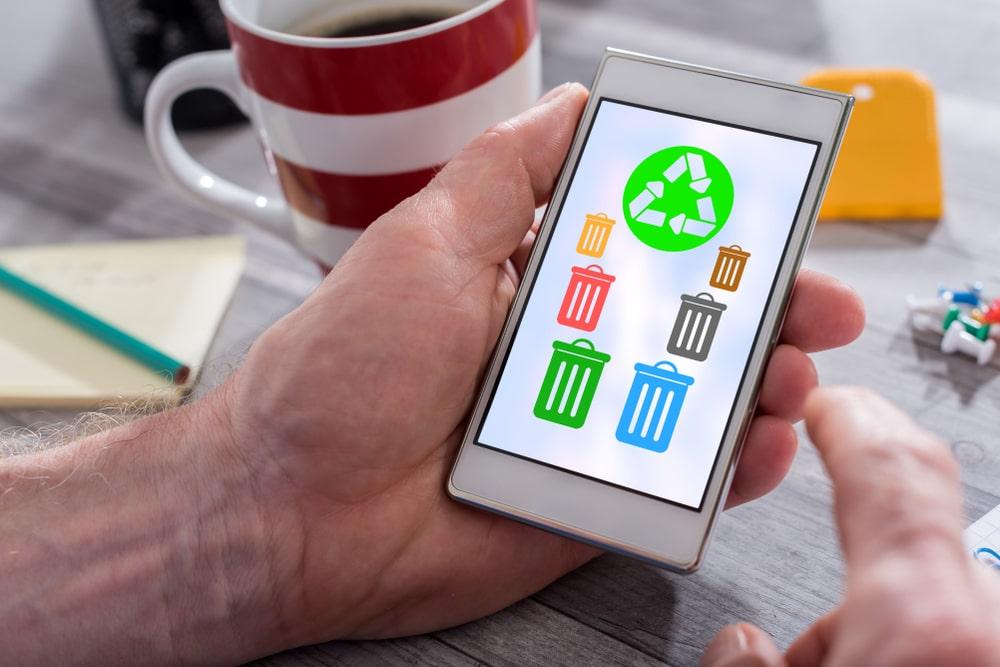 App per riciclare
