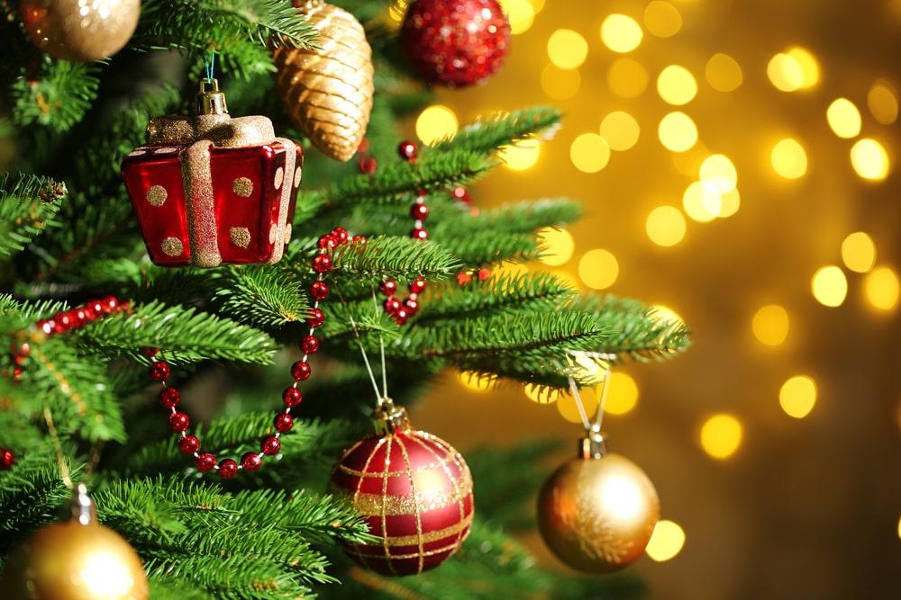 Particolare di Albero di Natale