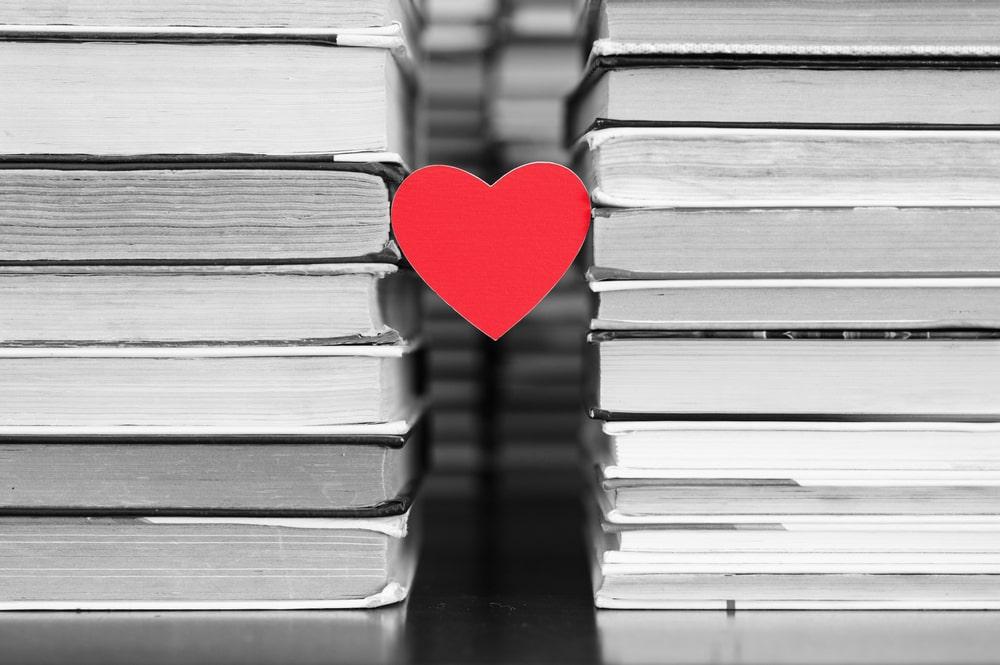 Cuore tra libri