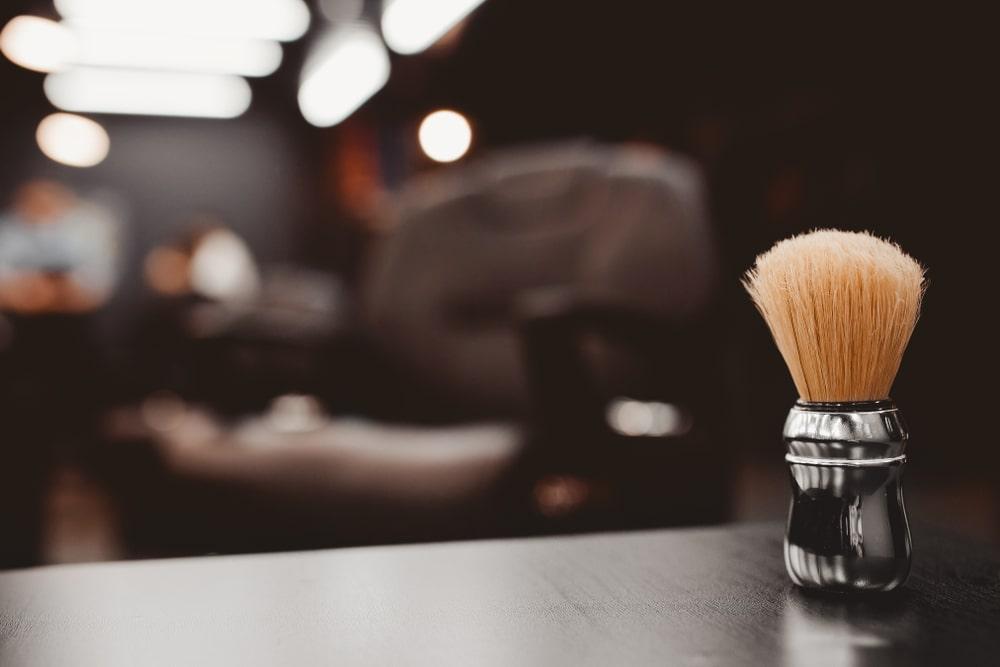 Pennello da barbiere