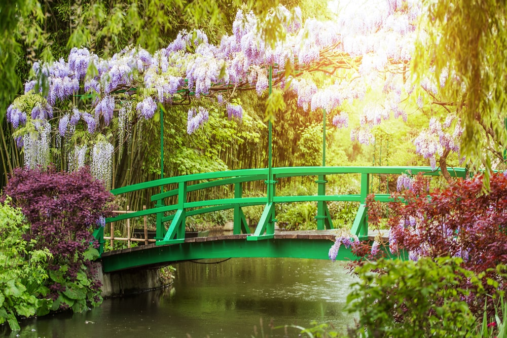 Giardino di Monet a Giverny