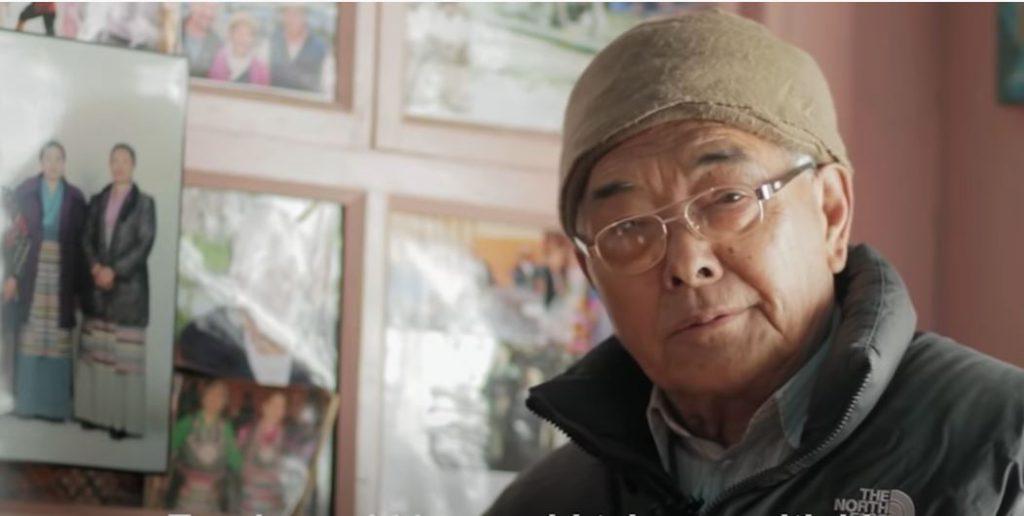 Kancha Sherpa, ultimo testimone della scalata dell'Everest