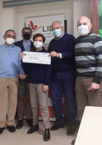 Piacenza, donazione per la Lilit