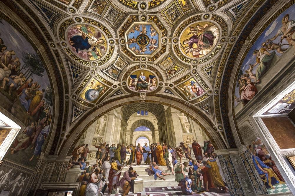 Stanze Vaticane di Raffaello