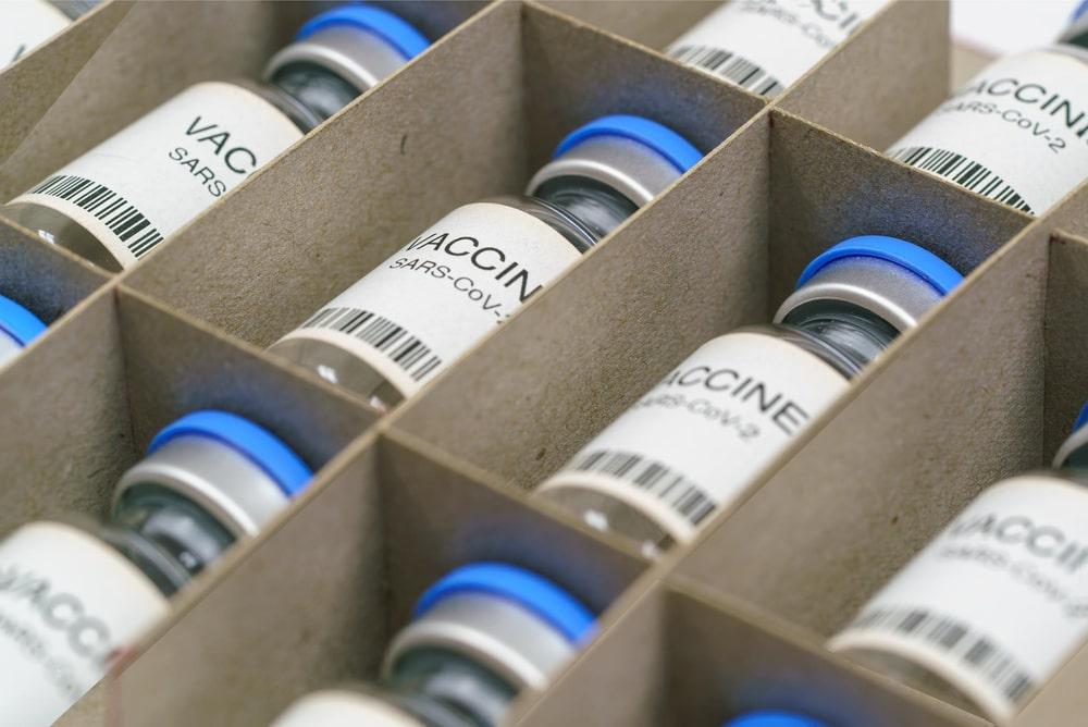 Fiale di Vaccino anti-Covid