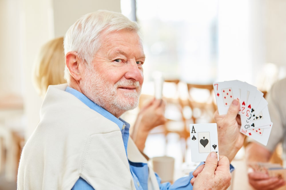 allenare la mente giocando a carte