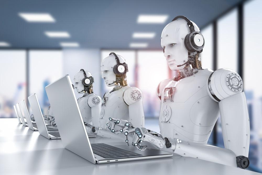 Chatbot al computer