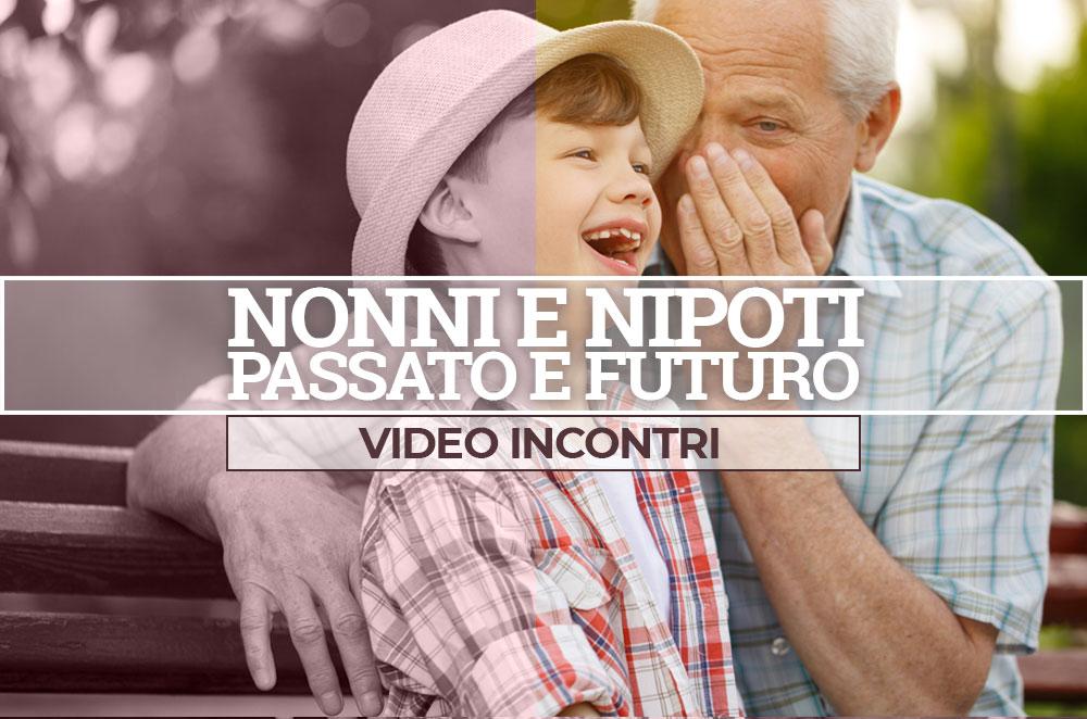 Locandina Arezzo nonni e nipoti