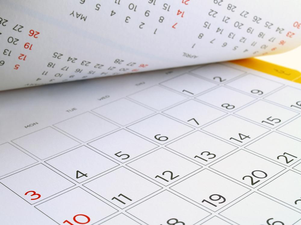 Calendario appuntamento