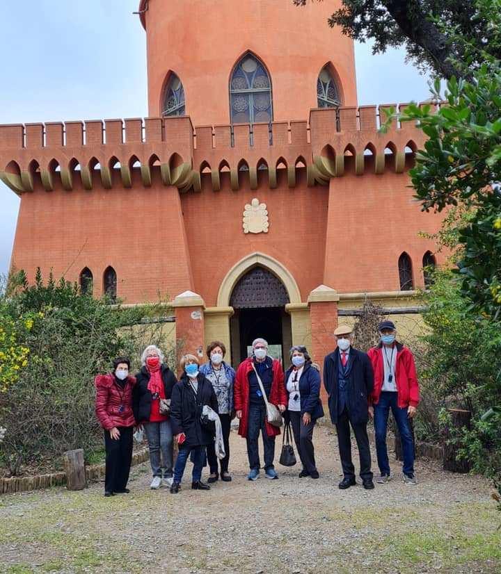 Gruppo Genova a Villa Durazzo Pallavicini