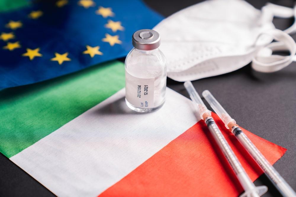 Vaccinazioni Anti-Covid Italia e Europa