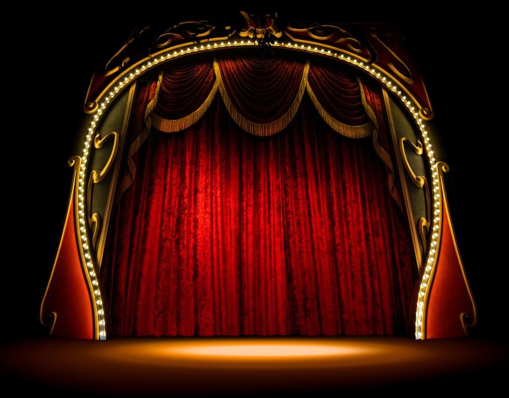 palco teatro
