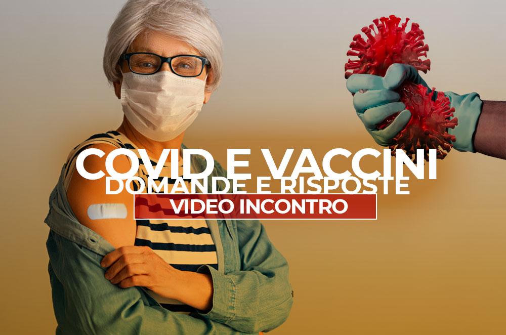 Locandina Varese webinar sul Covid