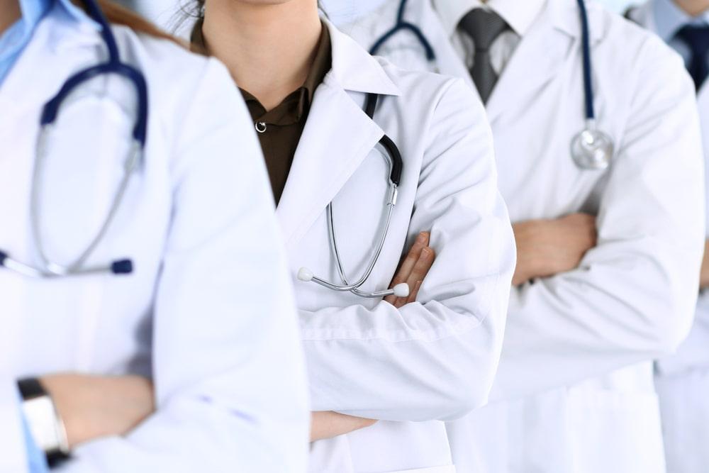 Team di medici