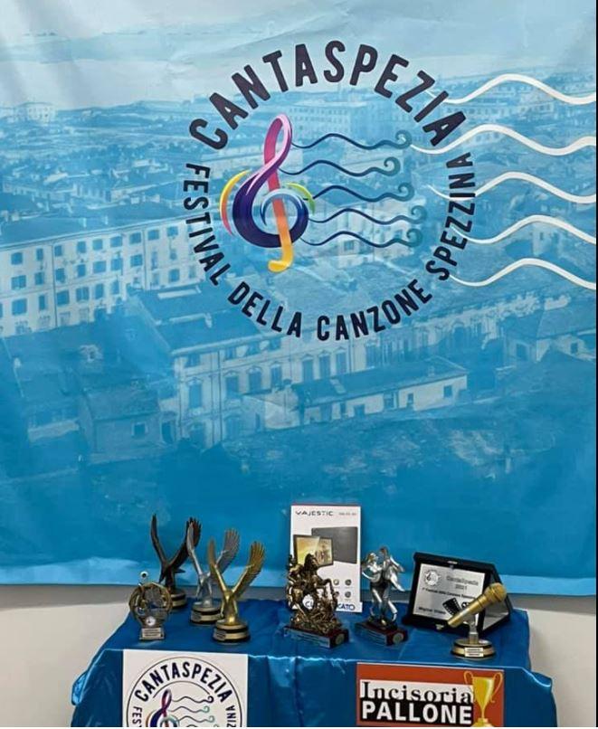 Premiazioni CantaSpezia