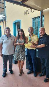 Pisa vincitori del Torneo di Burraco