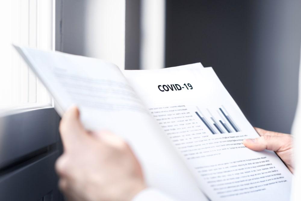 Report Istat su Covid ed economia