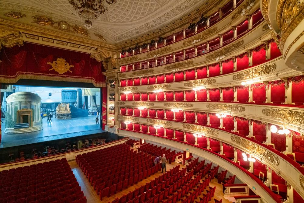 Teatro La Scala di Milano