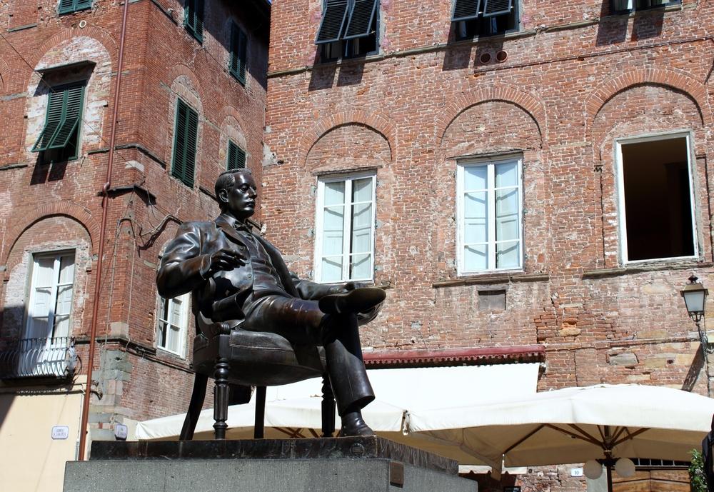 Lucca Piazza cittadella