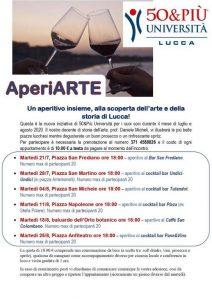locandina aperiArte