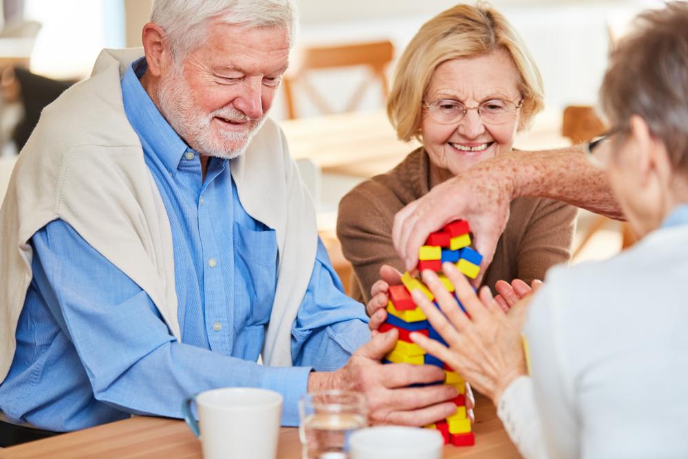 Riabilitazione senior con demenza