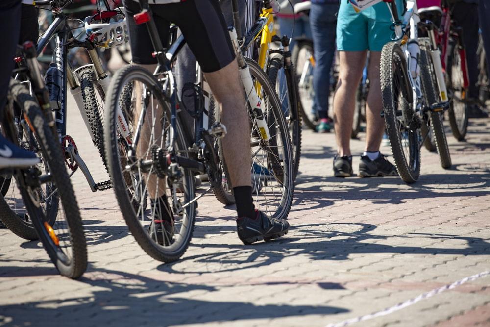Gara bicicletta