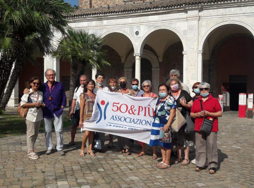 Gruppo di Ravenna alla scoperta dei mosaici della città