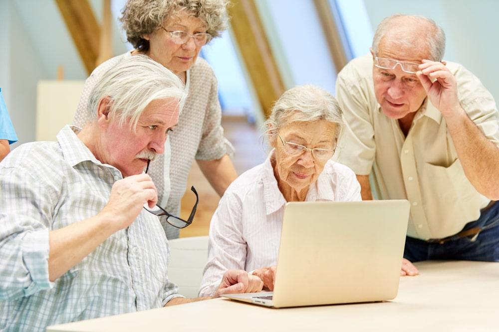 Corso informatica per anziani