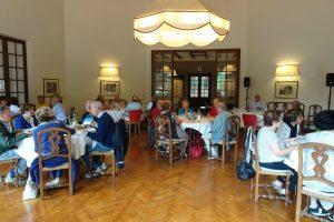Gruppo soci Biella a pranzo a Rosazza